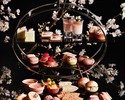 ● Afternoon tea set -SAKURA-  (Saturday, Sunday and public holidays) 【3 part system ① 11: 00 ② 13: 30 ③ 16: 00 】