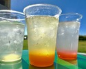 All-you-can-drink soft drinks for kids (elementary school students)