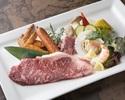 平日【オープンテラスBBQ】国産牛リブロース肉などをご堪能!       120分フリードリンク付き