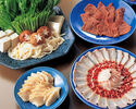 ≪日本の伝統食文化≫ハリハリ鍋 Aコース