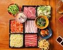 2時間 食べ放題コース 小学生 980円 *ランチのみ 飲み放題無料