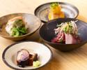 【昼のコース】おまかせ(おつまみ+握り)12,000円