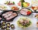 【平日限定!】通常4212円→3600円!風車豚ステーキや特製ホット料理、デザート等、豊富な種類が食べ放題!