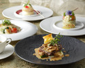 [Weekday] June French regional cuisine fair elegance lunch inside seat