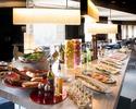 (10/1~)[Weekday] Italian Lunch buffet (Senior Citizens(65+))