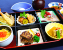 【昼食・夕食共通】和食お子様膳 ¥3000