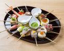 WEB discount dinner course MOMO (16 deep fried)