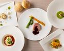 Italian course dinner