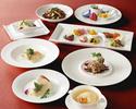 北京ダックと東天紅名菜姿ふかひれのスープを味わえる贅沢コース
