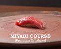 雅 Miyabi Course (Premium Omakase)** RM720++
