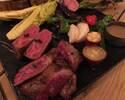 [A5 rank Hida beef plan! Foie gras × Hida beef】 Meat sushi with the finest Hida beef ! Best for meat lovers!