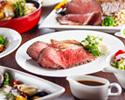●【Online Reservation Exclusive】Weekdays Lunch Buffet 13:45- 3,700 yen