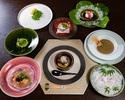 Menu De Luxe con specialità di Fukushima (sala da pranzo privata)