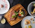 【9,500JPY】 Dinner Set Menu