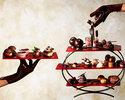 (10/1~)【Online Booking Exclusive】Afternoon tea set -Chocolate-(Weekdays)