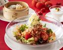 Tomato cold noodle set