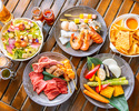 【Early Summer】PREMIUM BBQ DINNER with Soft drink Free Flow <Weekend>