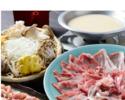 特製味噌のきのこ鍋セット◎90分飲み放題付き4,400円(税抜)