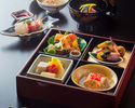 """Online limited special price"" Shokado Lunch + 1drink"