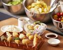 10 Kushi Lunch Course
