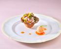 シトラスの風吹く 糸島ファーム野菜のブーケ仕立て