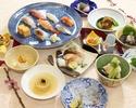 【上寿司コース】味わい