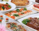 【数量限定】デザートコーナーがリニューアル!種類豊富な1ドリンク付ランチブッフェ!2,200円