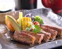 国産黒毛和牛ステーキ膳(90g)