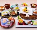 【ランチ・ディナー】桜鯛と春の華やぎ会席(3/1~4/29)