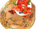 ランチ・誕生日お祝いケーキ付プラン(土日祝)