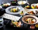 【6~8月ディナー】鱧・サザエ・阿波美豚 山海会席