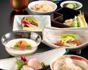 七五三お祝いプラン 会席料理¥6,000