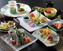 会席料理 四季【月替り】【個室】ランチ