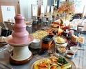 【Saturdays-and-Sundays congratulation】 lunch buffing dwarf 1,080 yen