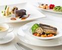 "[Dinner] Seasonal set menu ""étoilé"""