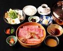 Kobe Beef & Crab Shabu-Shabu Lunch[Seryna SHINJUKU]