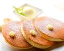 スペシャルパンケーキセット