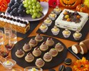 【Lunch】Sweets & Sandwich Buffet ~Chestnut and grape Halloween party~ Adult¥3,600(Sat,Sun,Holidays¥3,800)Elementary School Students¥2,000 Infants(4years of age or older)¥900