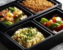 【Take away】Set of Cantonese sweet and sour pork and fried rice