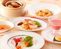 Premium lunch course (from 10/1)