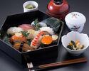 【個室】寿司膳 3,190円(税サ込)