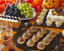 【Dinner】Suites & Sandwich Buffet~Chestnut and grape Halloween party~Adult¥3600(Sat,Sun,Holidays¥3800)Elementary School Students¥2000 Infants(4years of age or older)¥900