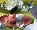 【個室確約】深谷和牛のグリル&赤甘鯛の鱗焼きのWメインにフォアグラなど贅沢な旬食材を愉しむ全7品!
