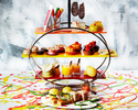 ●【August / Online Booking Exclusive】Summer Fruits Afternoon Tea Set(Weekdays)