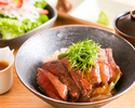 <Limited Availability> Tajima Beef Steak Bowl Lunch