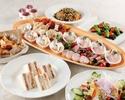 【Weekday】 Party plan (Western food)