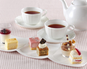 Women's afternoon tea plan