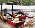【ガーデンテラス席】ガーデン飲茶 1日6名様限定