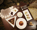 【Bistronomy Dinner】 With a Glass of Sparkling Wine and Coffee or Tea Special Price