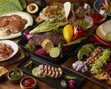 [September 1 to September 30] Weekday dinner buffet 「Fiesta Mexicana」Adult